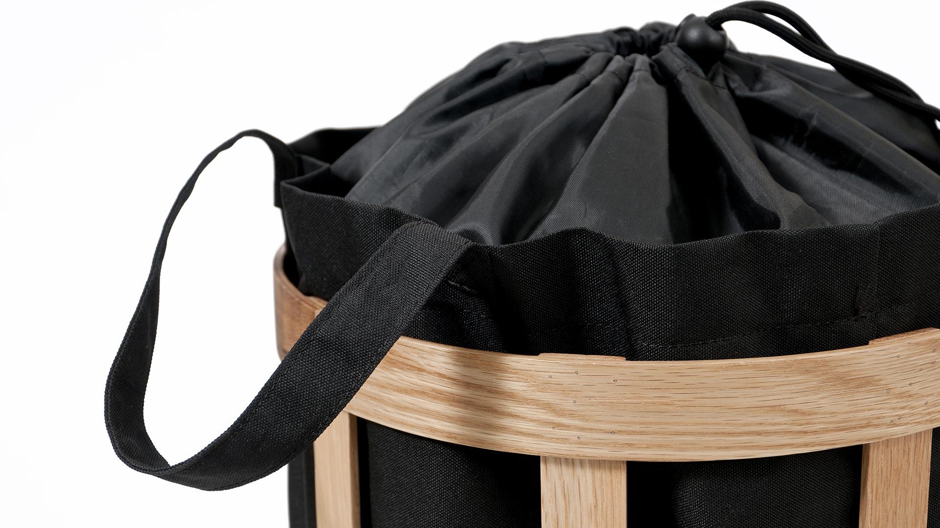 laundry-basket-black-cage-detail