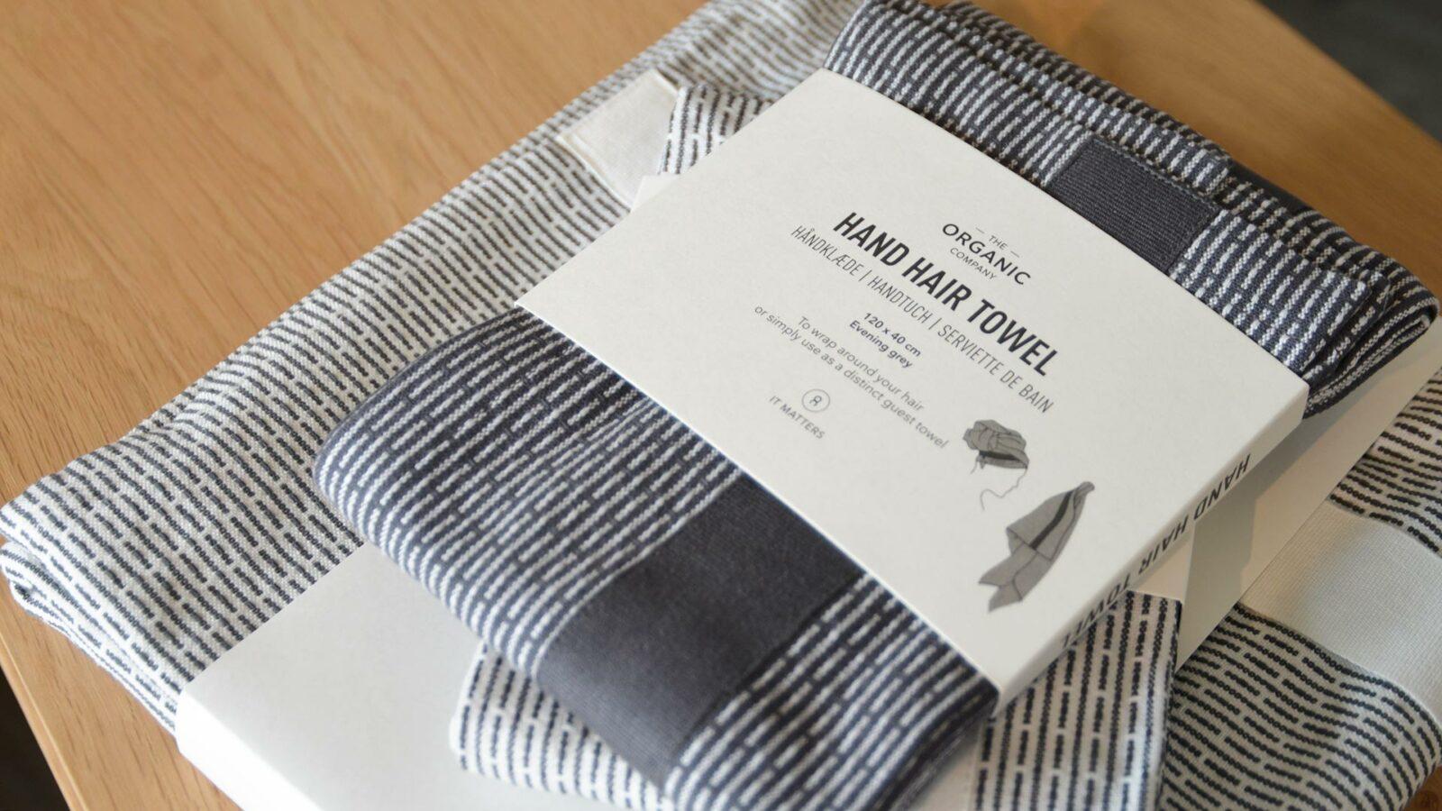 certified organic modern cotton towels