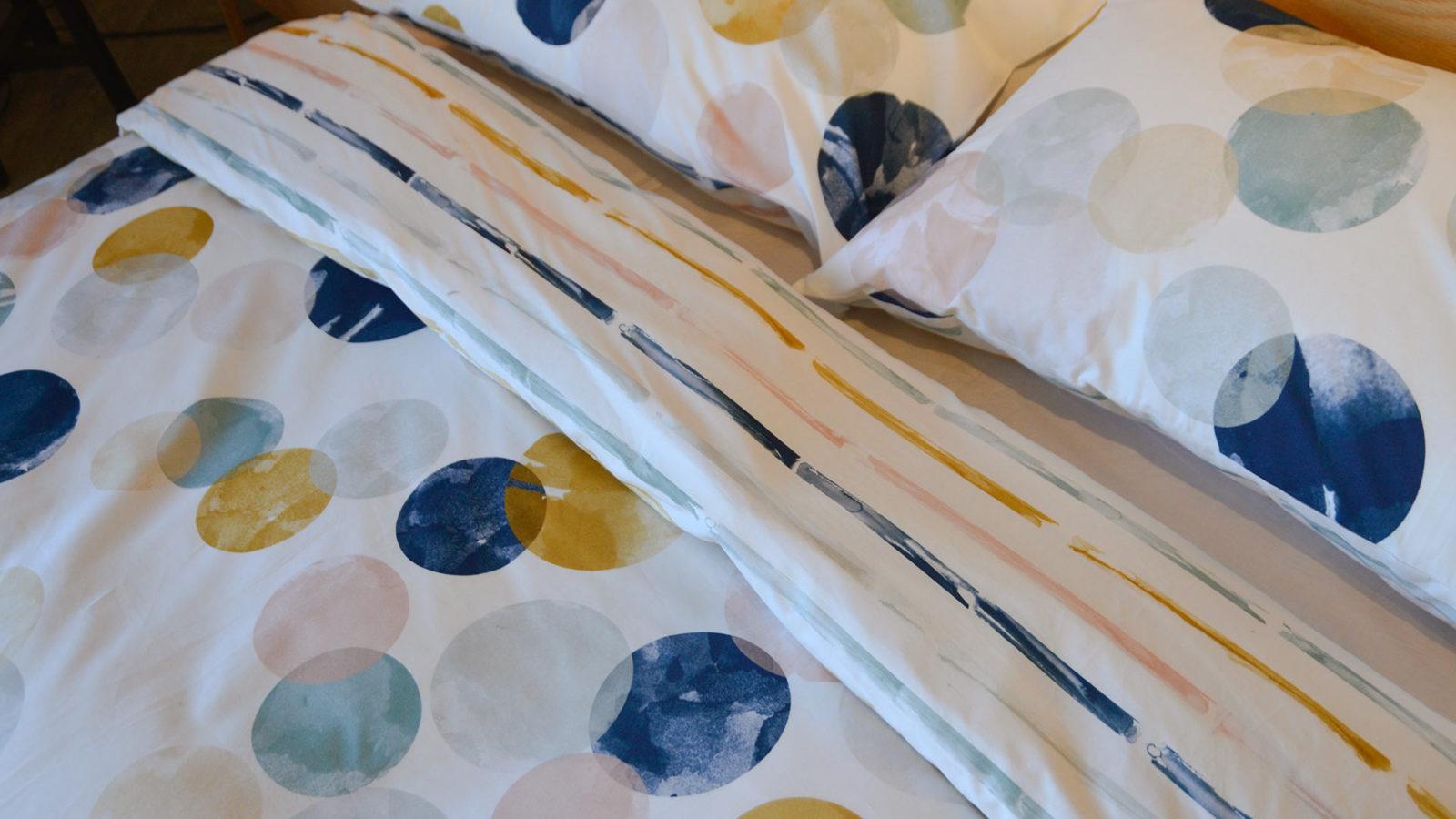 Painted-patterns-cotton-duvet-set