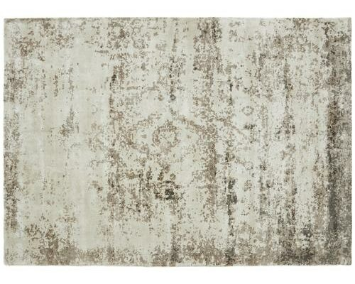 luxury rug beige and silver grey