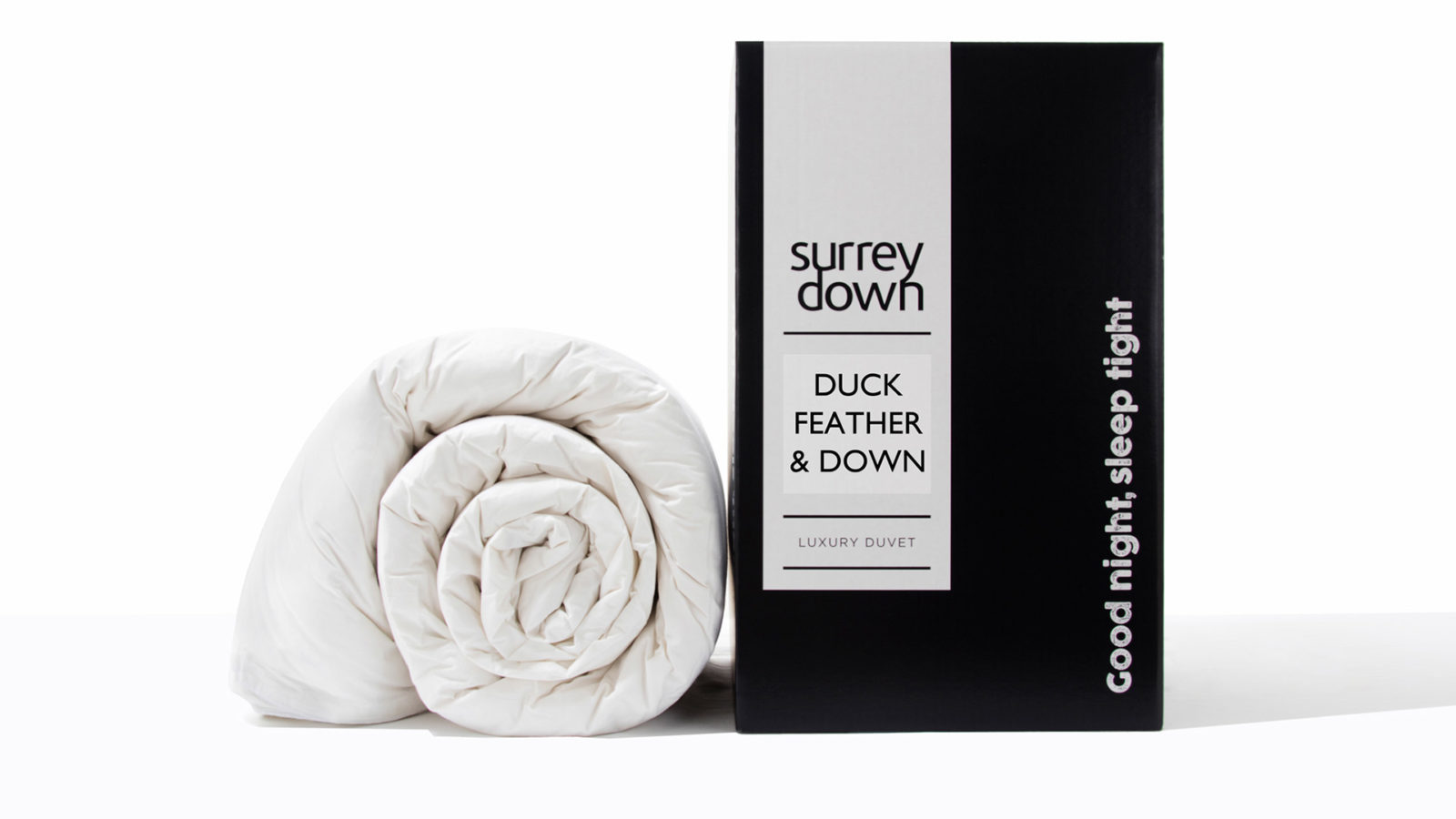 Duck-Feather-&-Down duvet