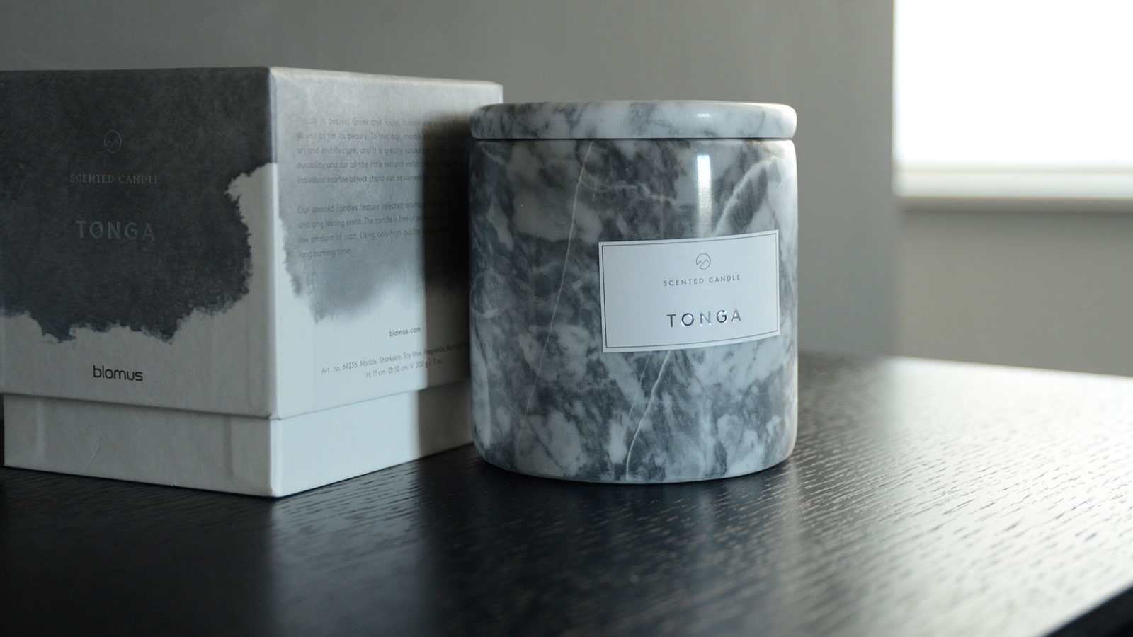 luxury modern scented candles