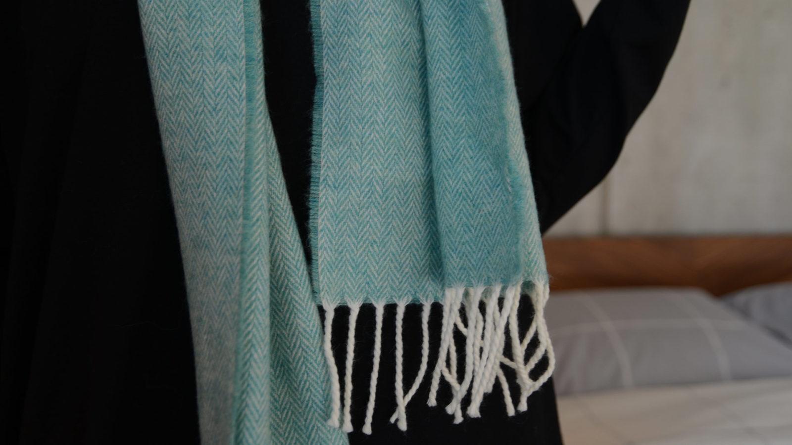 merino lambswool scarves