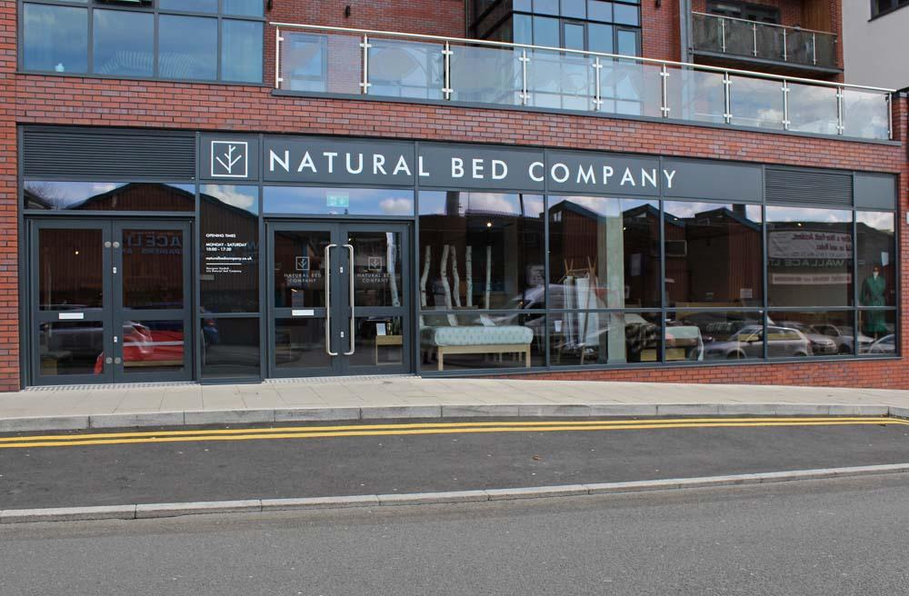 Visiting Natural Bed Company's Sheffield Showroom
