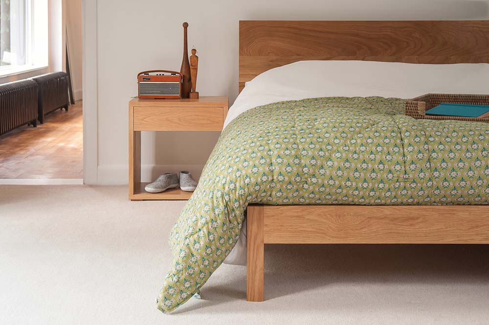 Natural Bedding and Beds from the Natural Bed Company