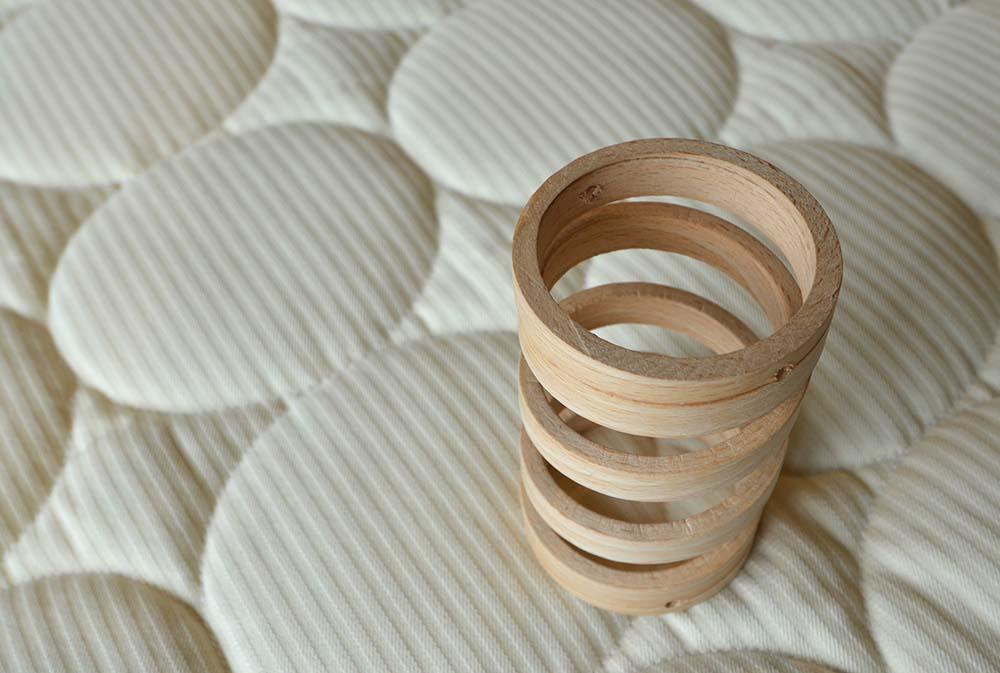 Wooden Spring Mattress