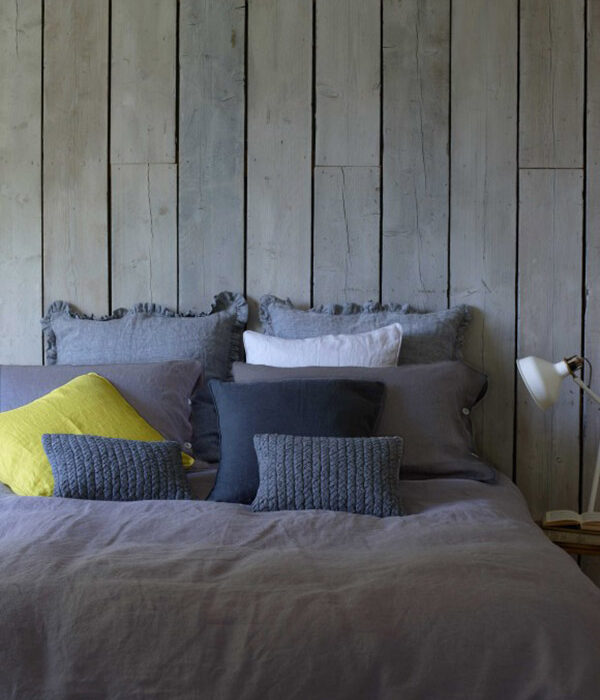 linen bedding from Natural Bed Company