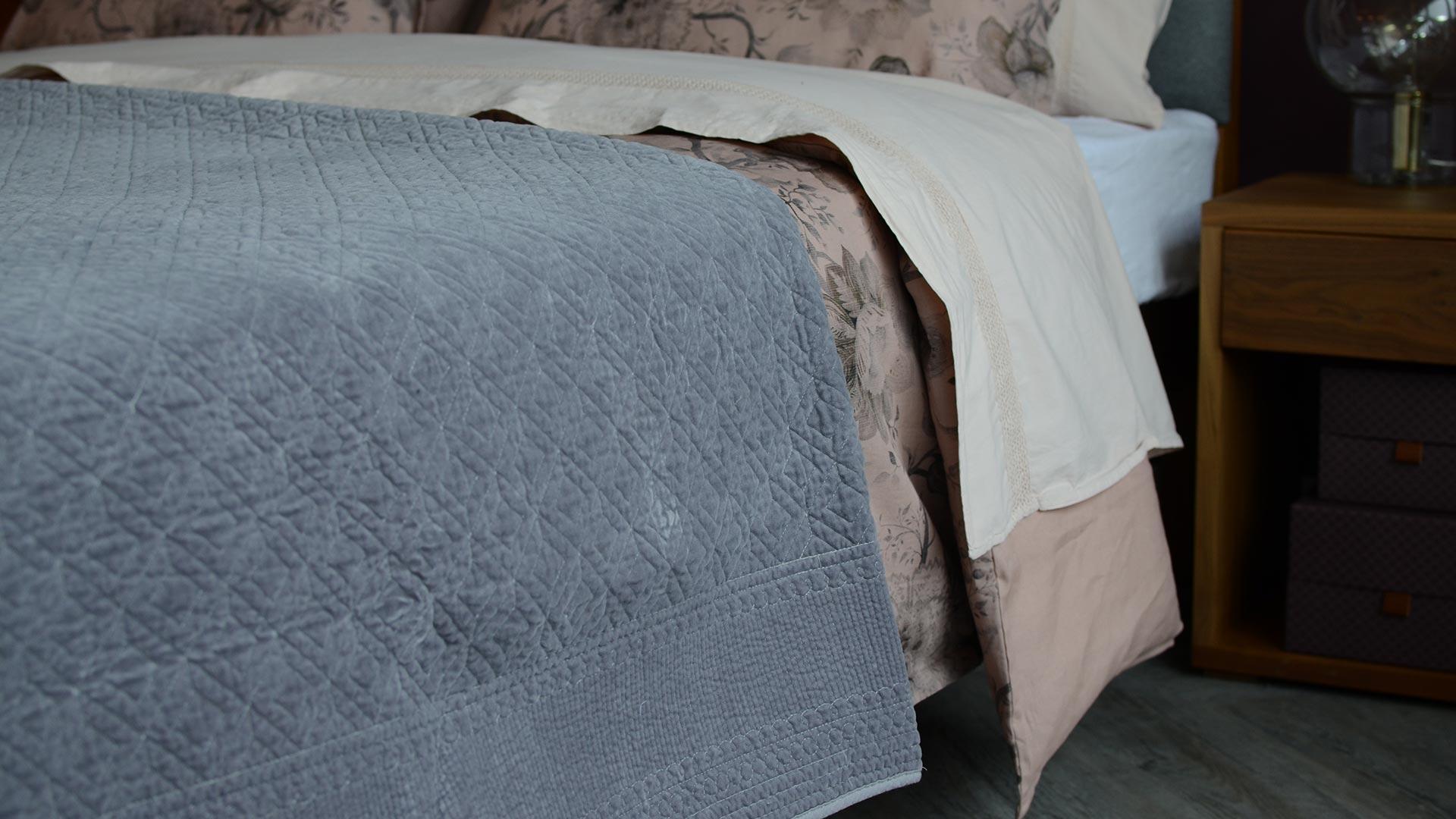 grey-velvet-bedspread