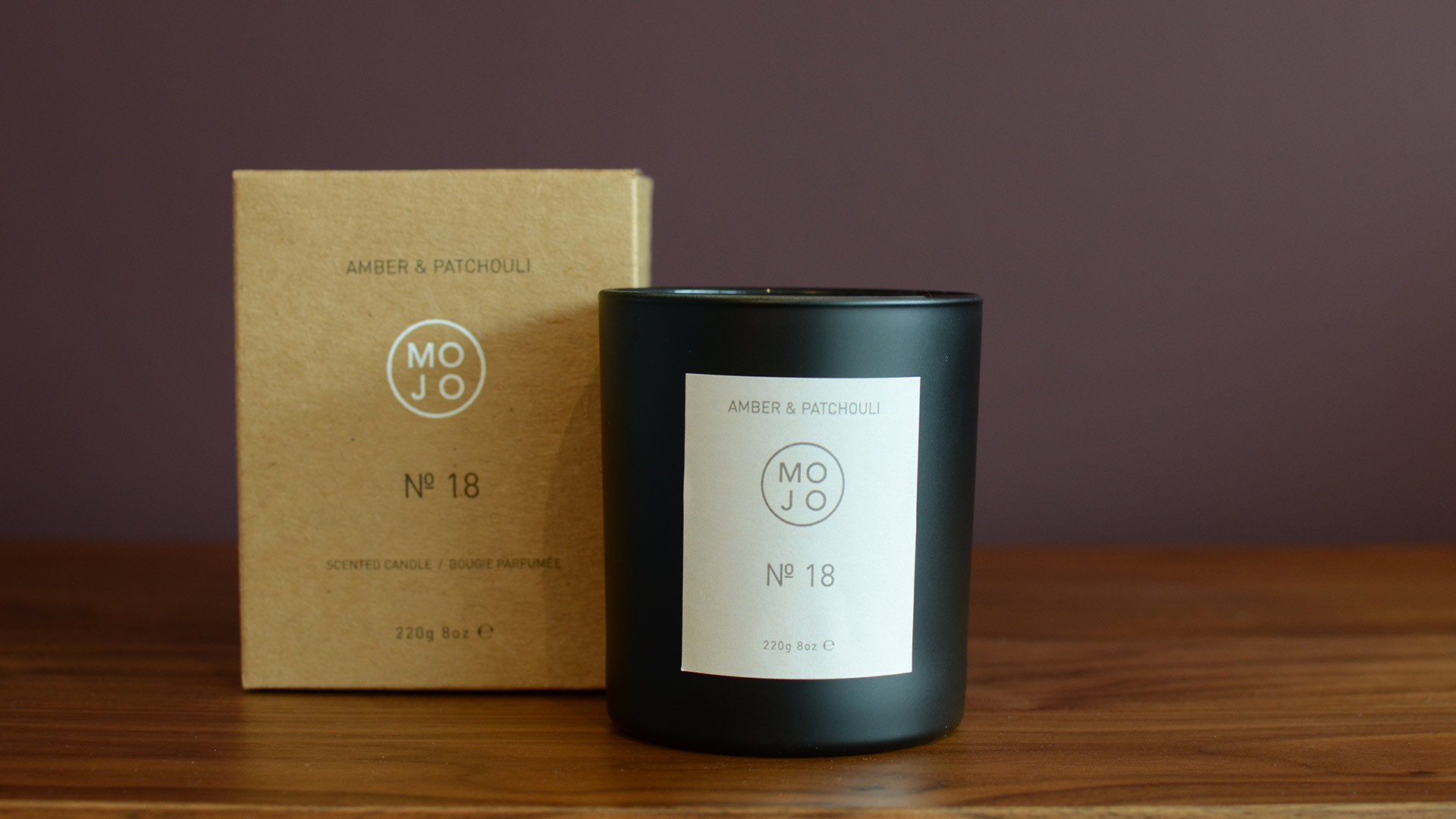 Mojo Scented Candles Room Scents Natural Bed Company