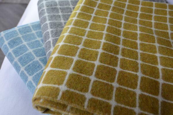 Modern Wool Throws - Athens Design