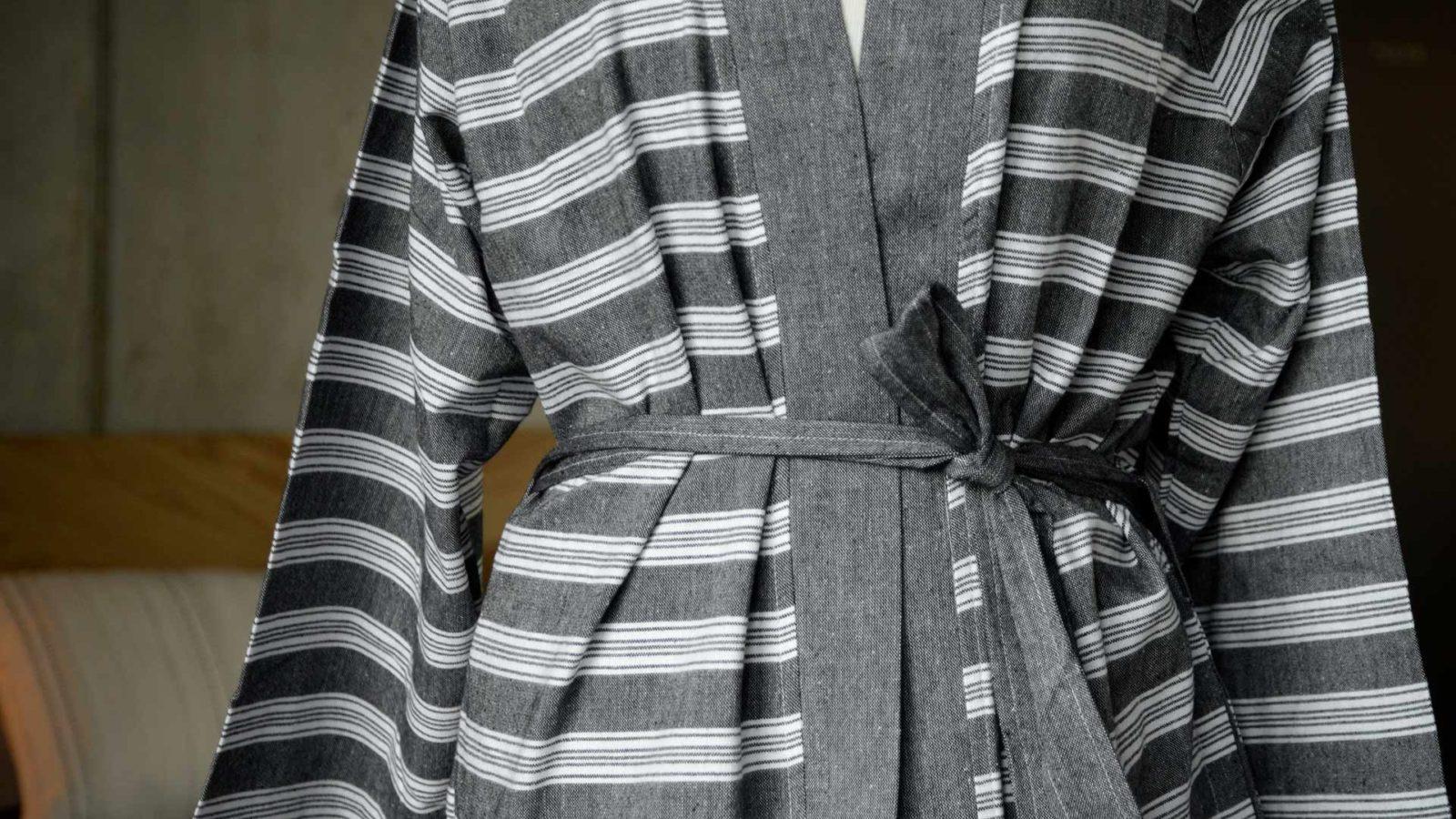 soft hamman cotton robe