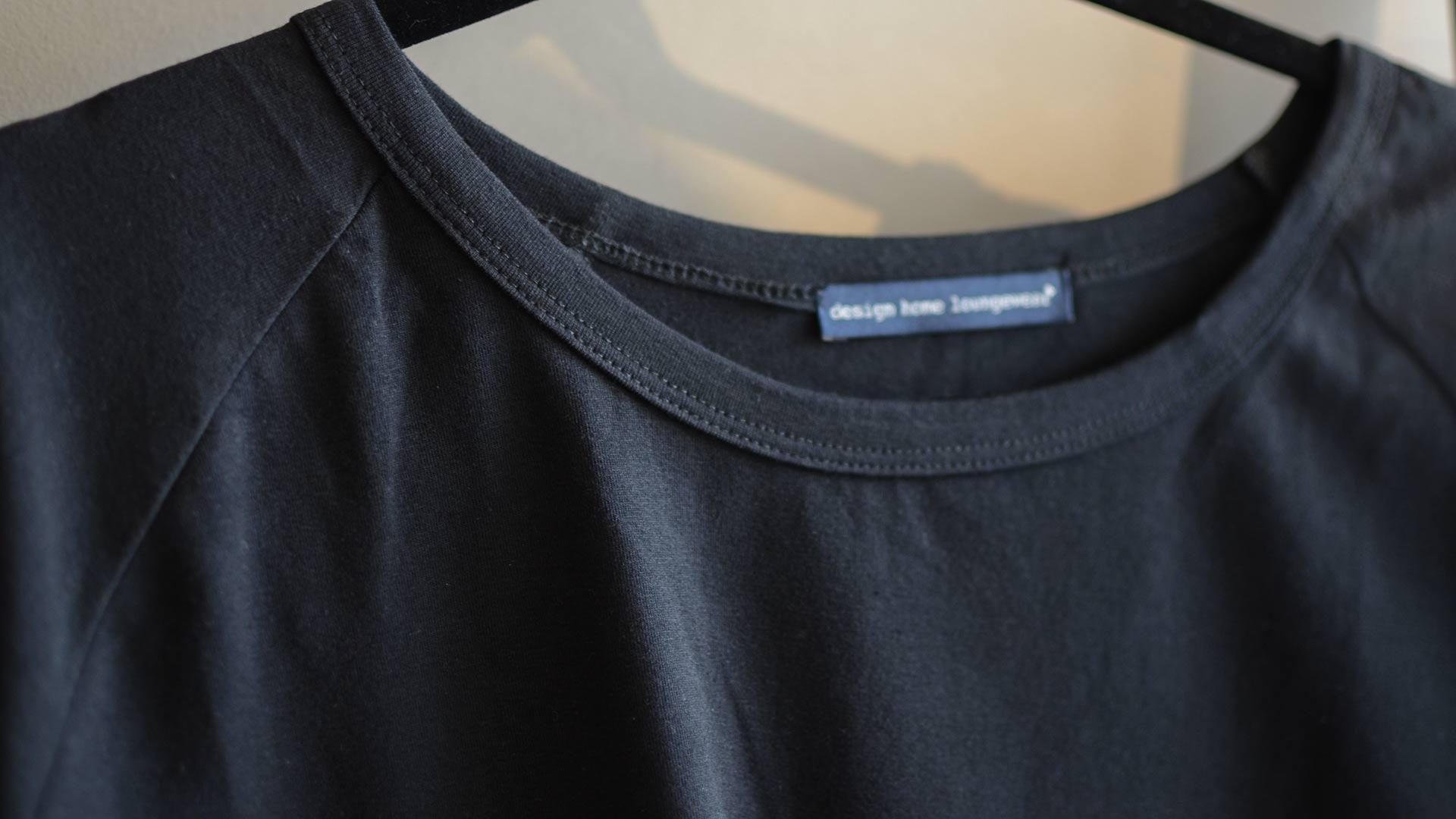 black-long-sleeve-top