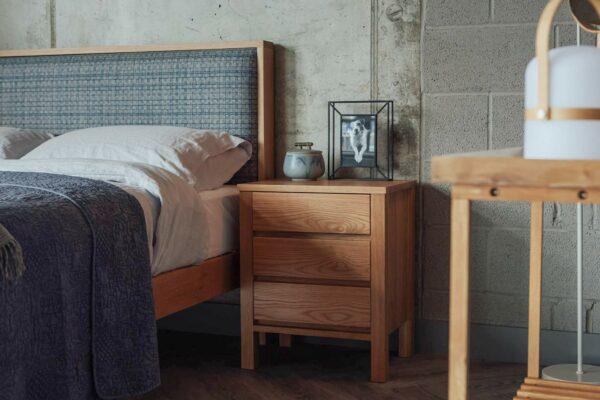 black-lotus-shaker-3-drawer-bedside-in-oak