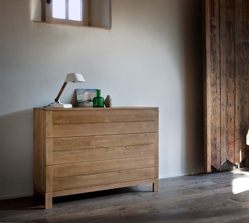 Ethnicraft Oak Azur chest
