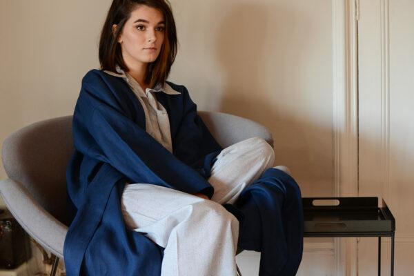 linen kimono robes