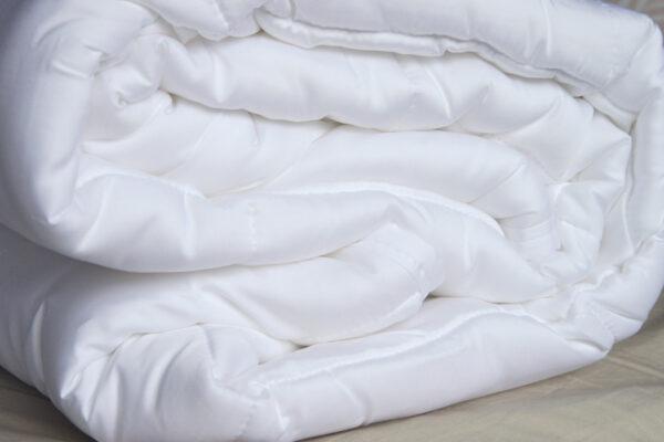 100% plant based fibre duvet