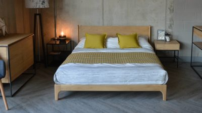 carnaby handcrafted bed