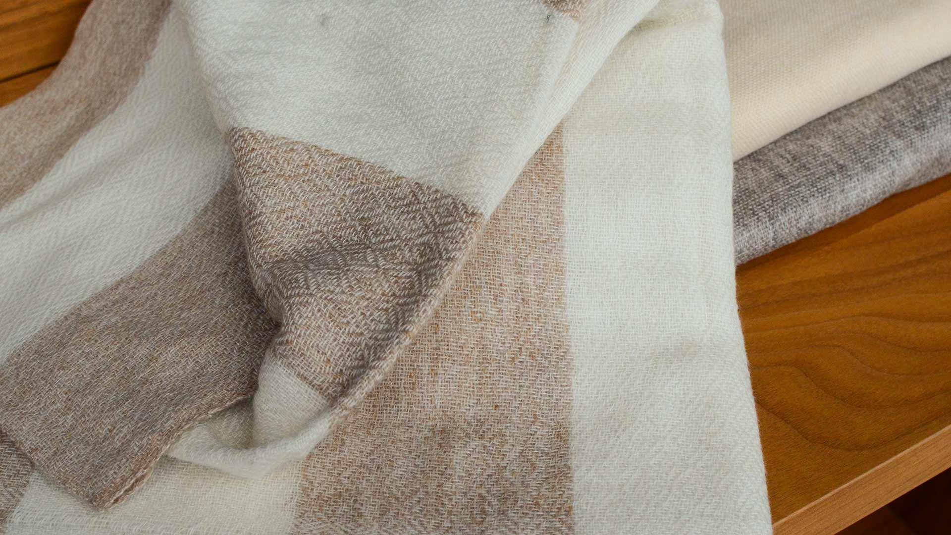 cashmere-scarves-cream-and-brown-stripe