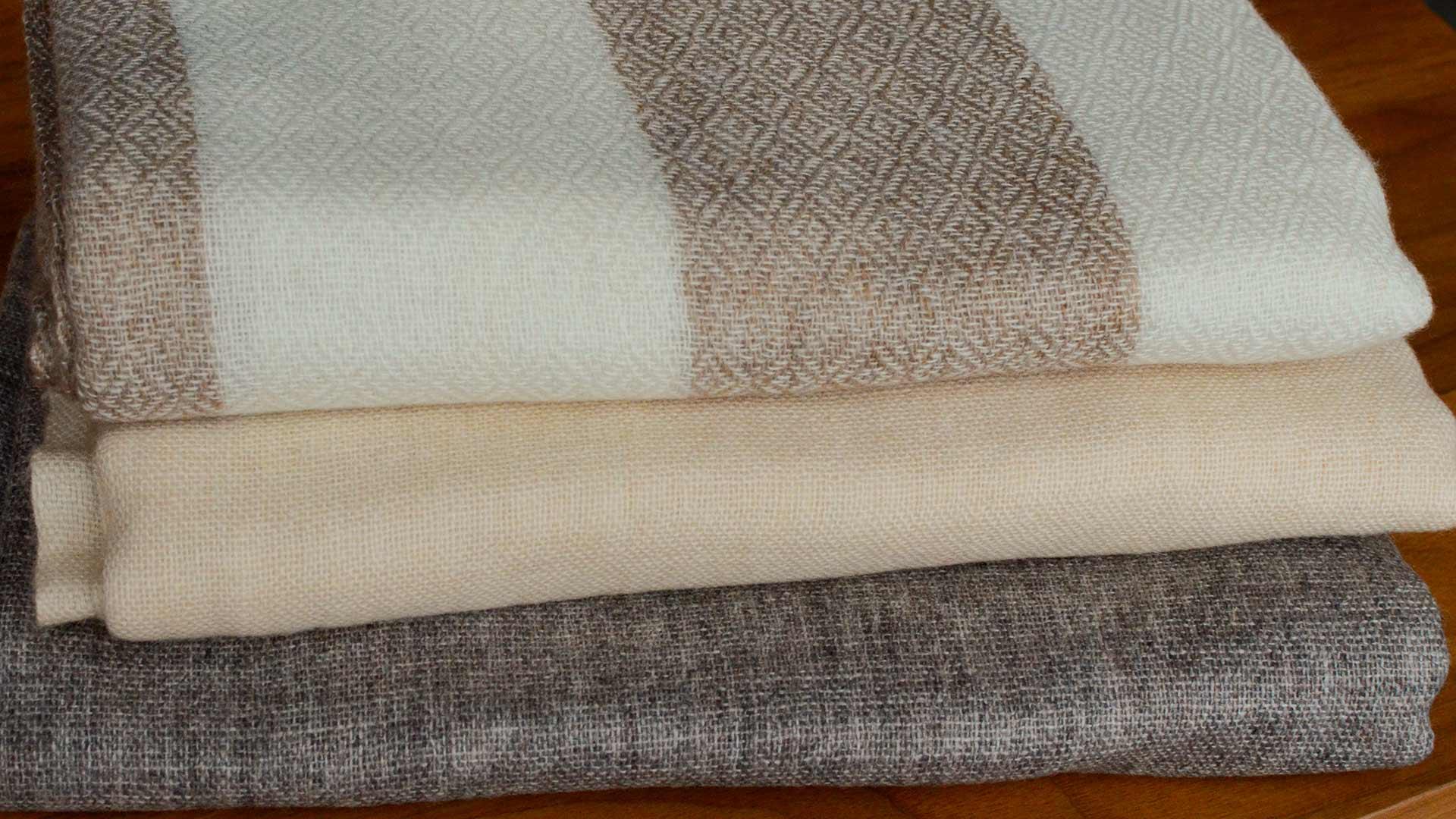 cashmere-scarves-cream-brown-stack