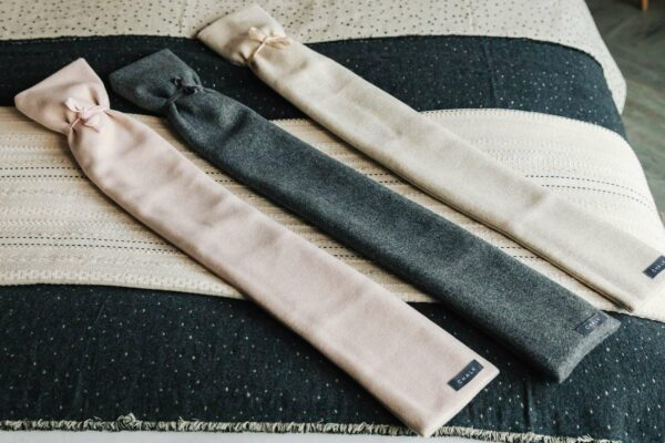 extra long hotwater bottles with felted wool covers