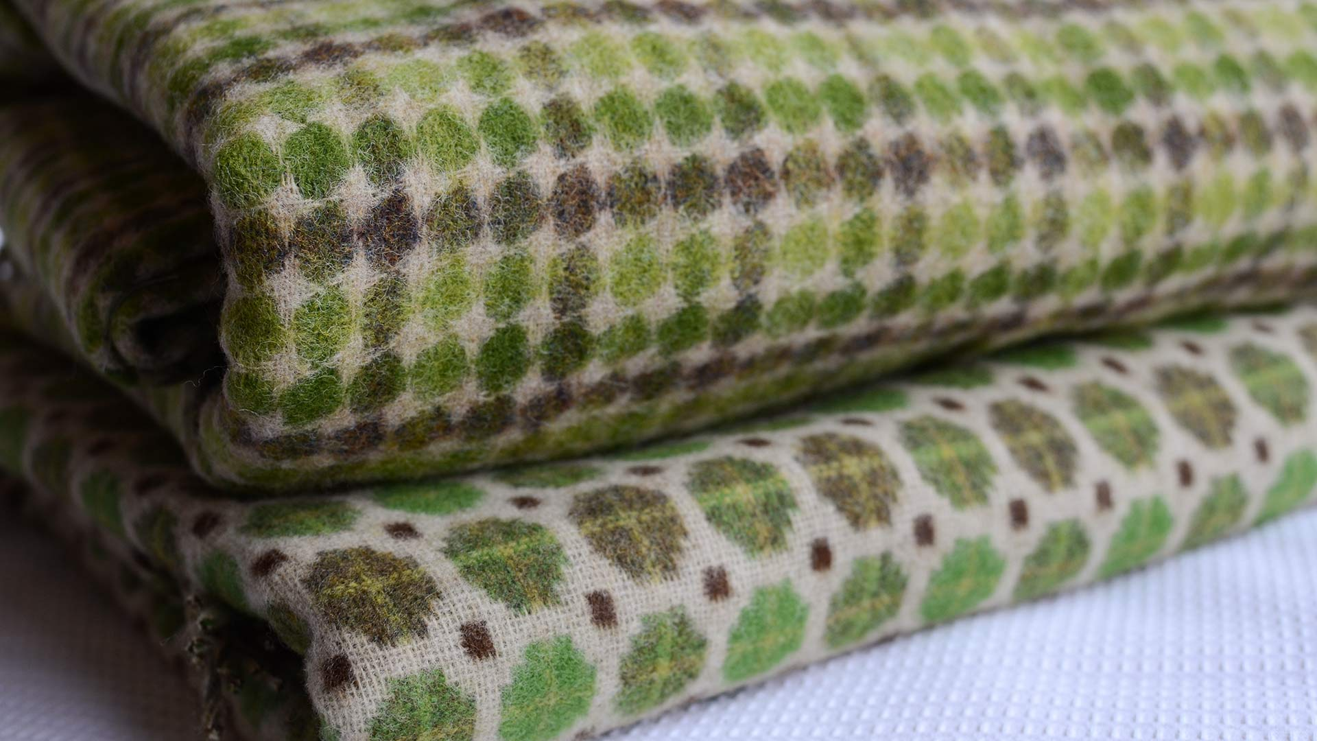 chicago-lime-green-throw and milan throw