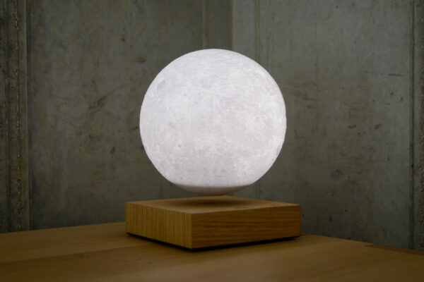 levitation moon with cool light