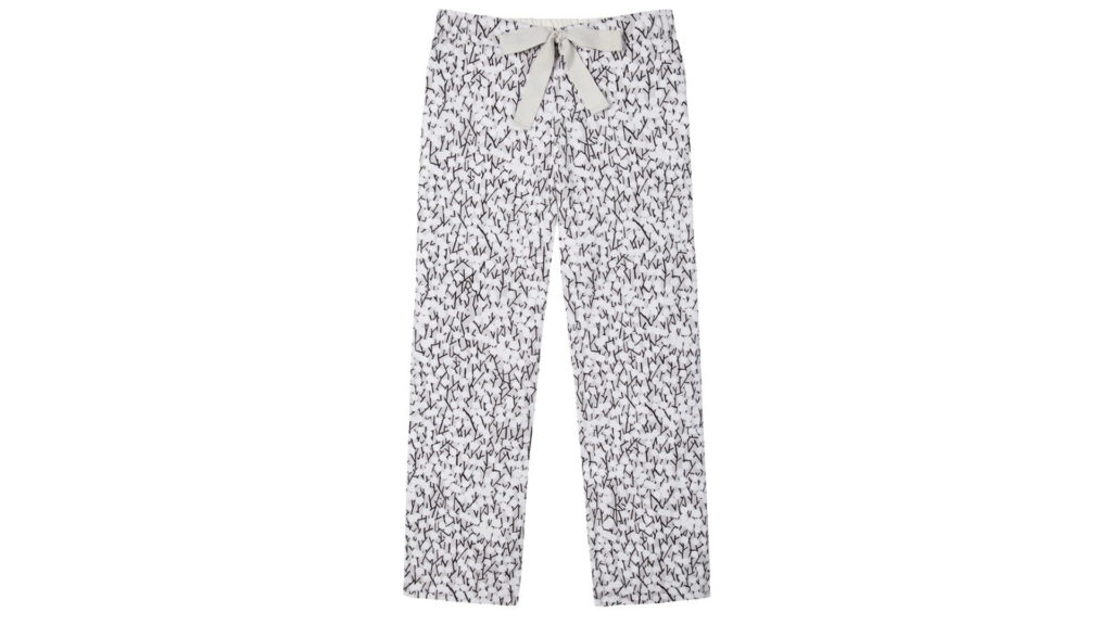 cotton-PJs-trousers-winter-catkins-print