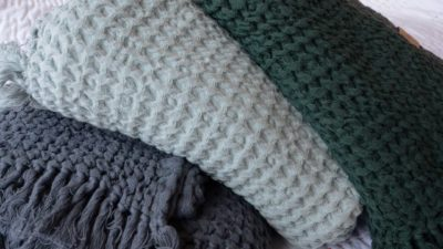 cotton-waffle-throws