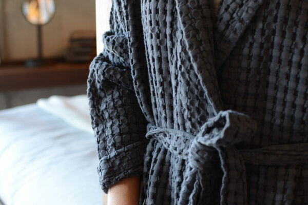 dark-grey-waffle-robe-sleeve-and-belt