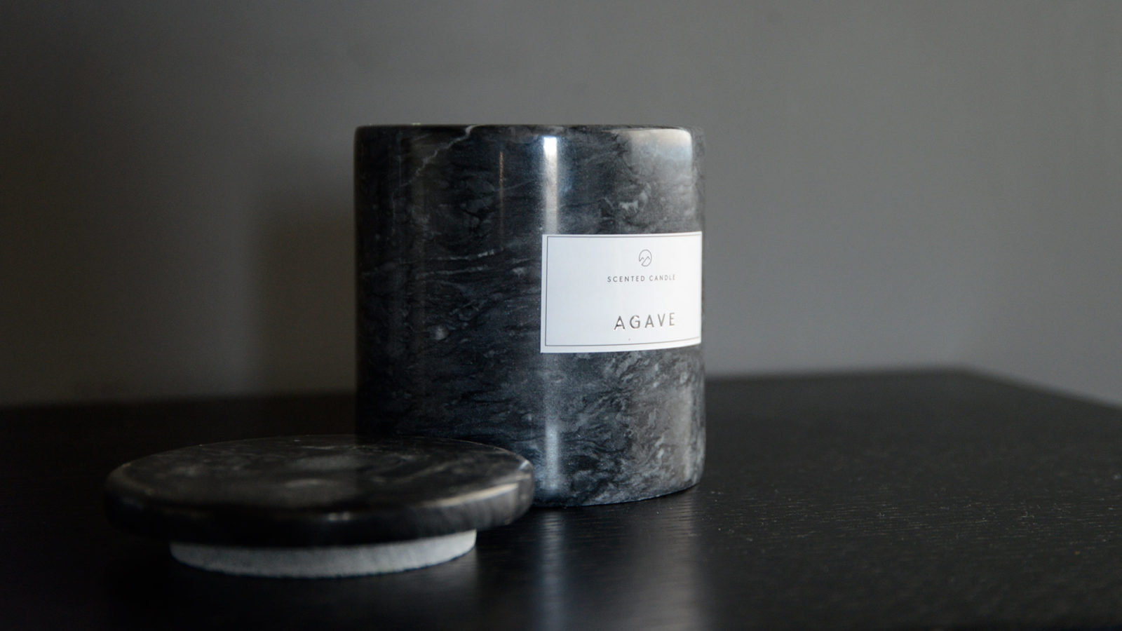 luxury candle - Agave fragrance