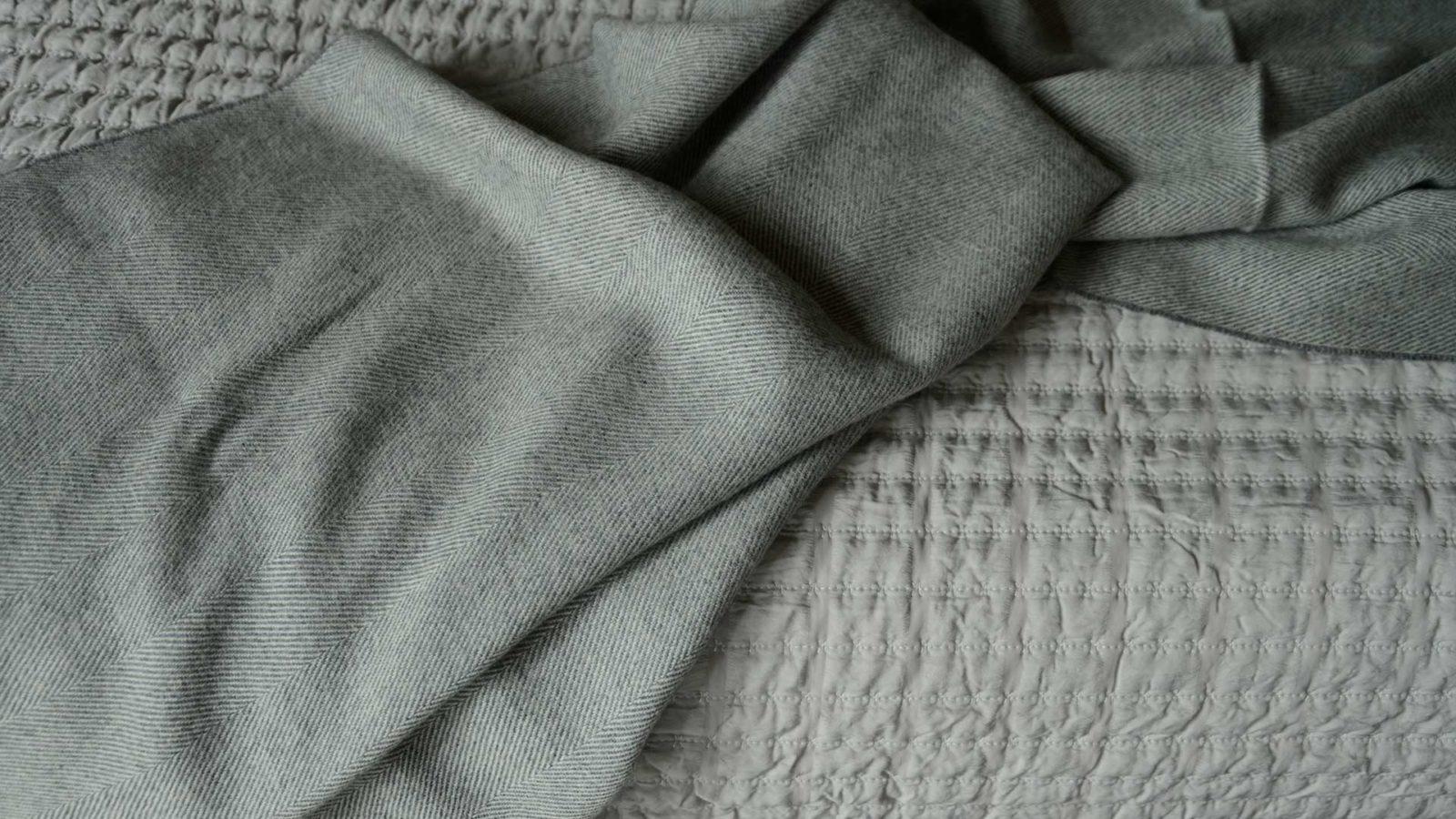 grey wrap pashmina