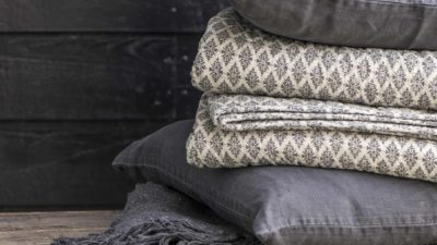 ib-laursen-black-diamond-quilted-throw