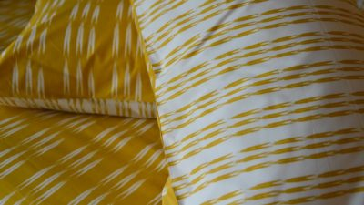 ikat-stripe-reversible-bedding-ochre