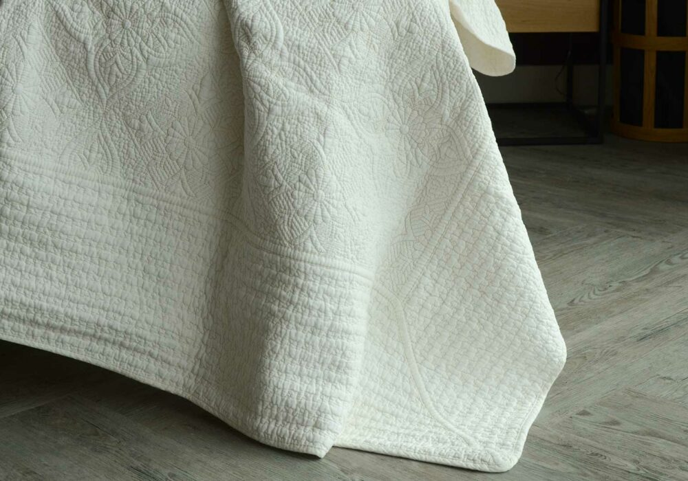 warm-ivory-embroidered-bedspread