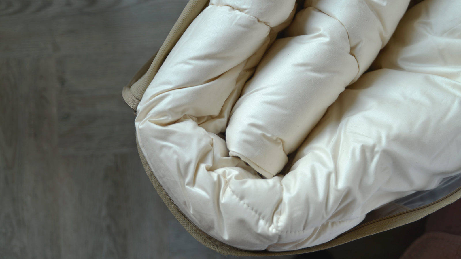 Kapok and Cotton Filled Duvet Photograph