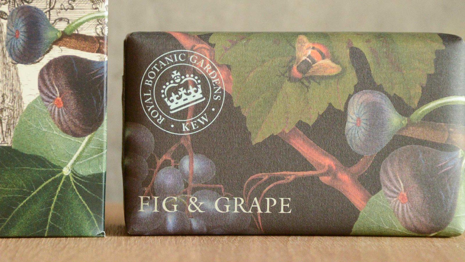 Kew Gardens hand care set fig and grape