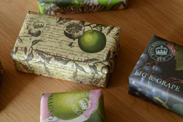 Kew Gardens hand soaps