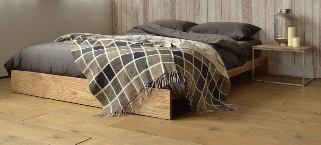 ash ki platform bed