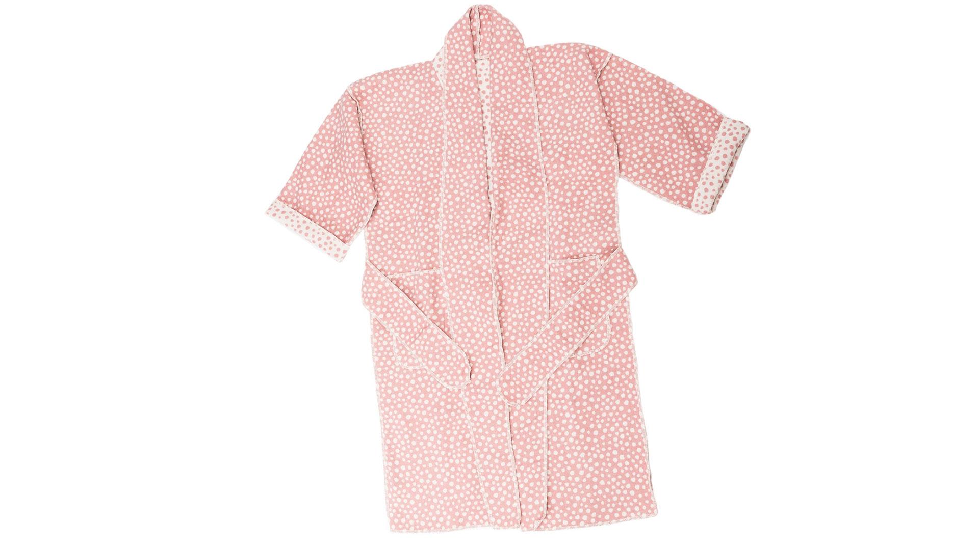 cosy kimono-robe-pink-spot