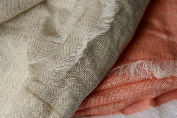 irish linen scarf