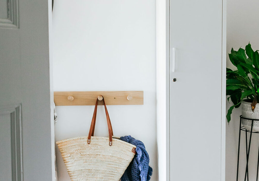 locker-white-slim-locker-in-hallway