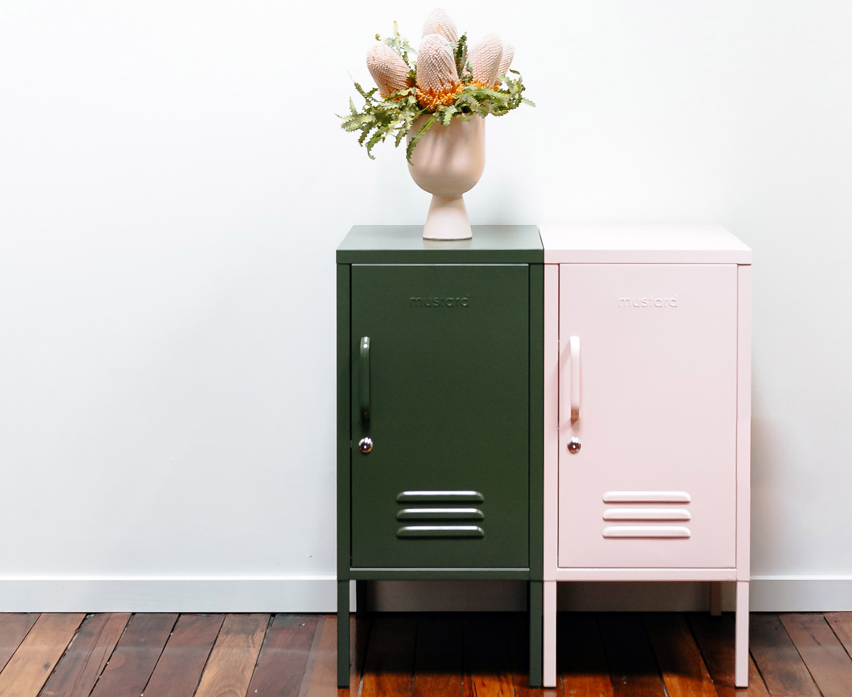 lockers-shorty-blush-and-olive