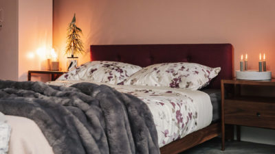 mauve-watercolour-print-duvet-set