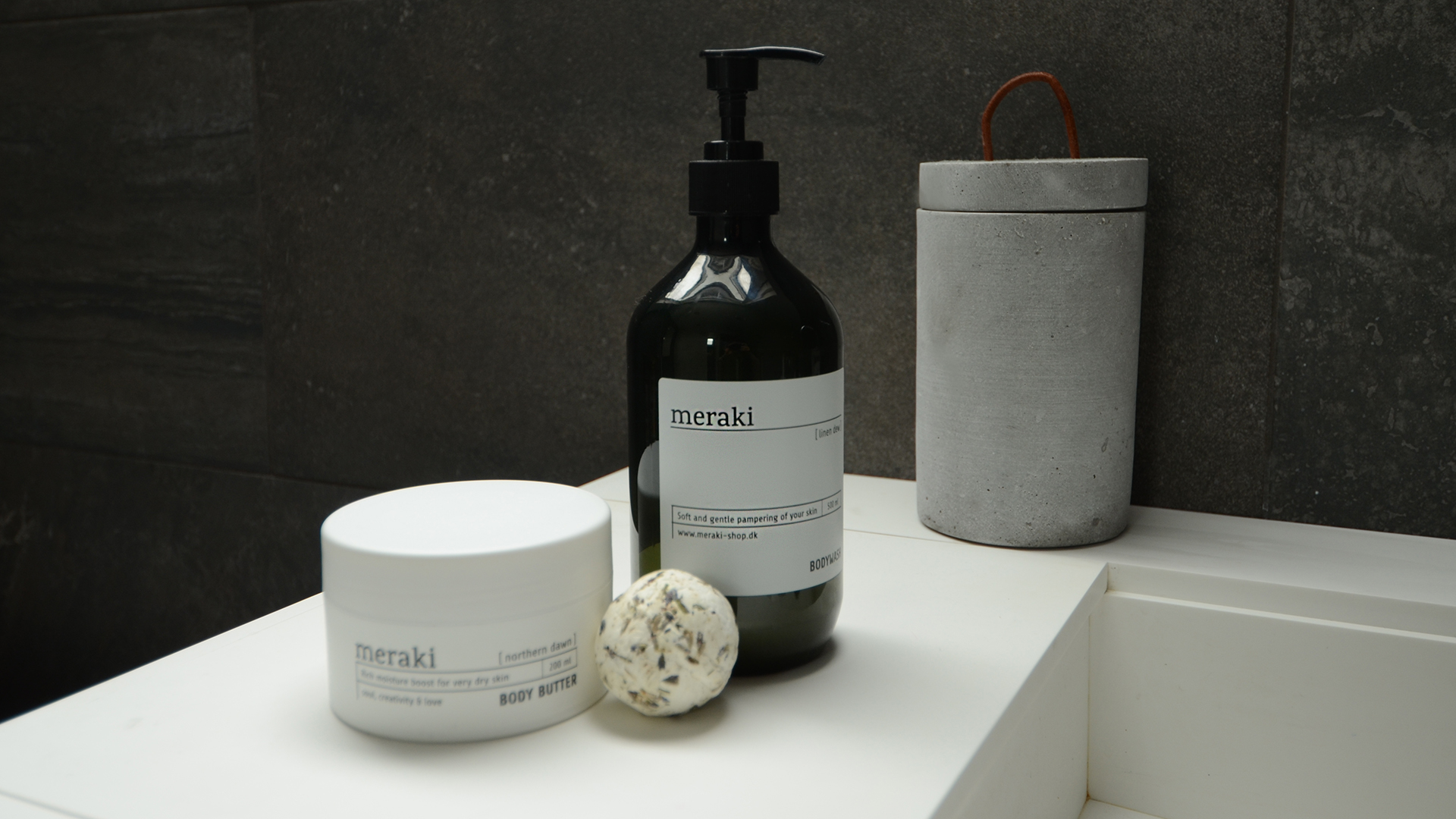 Meraki Body Care Set Bath Amp Wellbeing Natural Bed Company