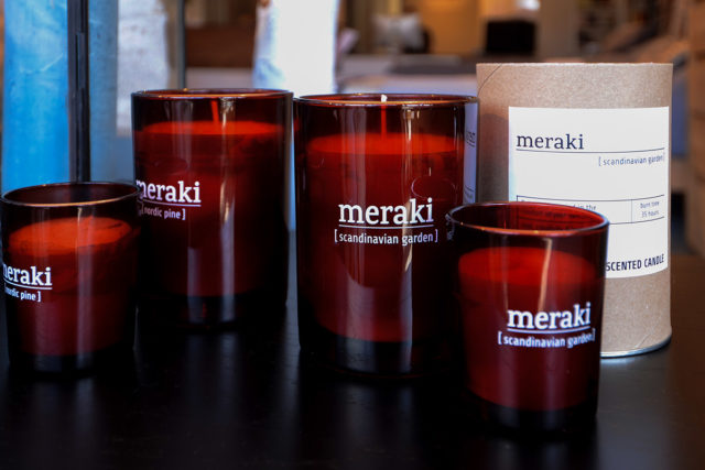 Christmas gift ideas - Nordic scented candles
