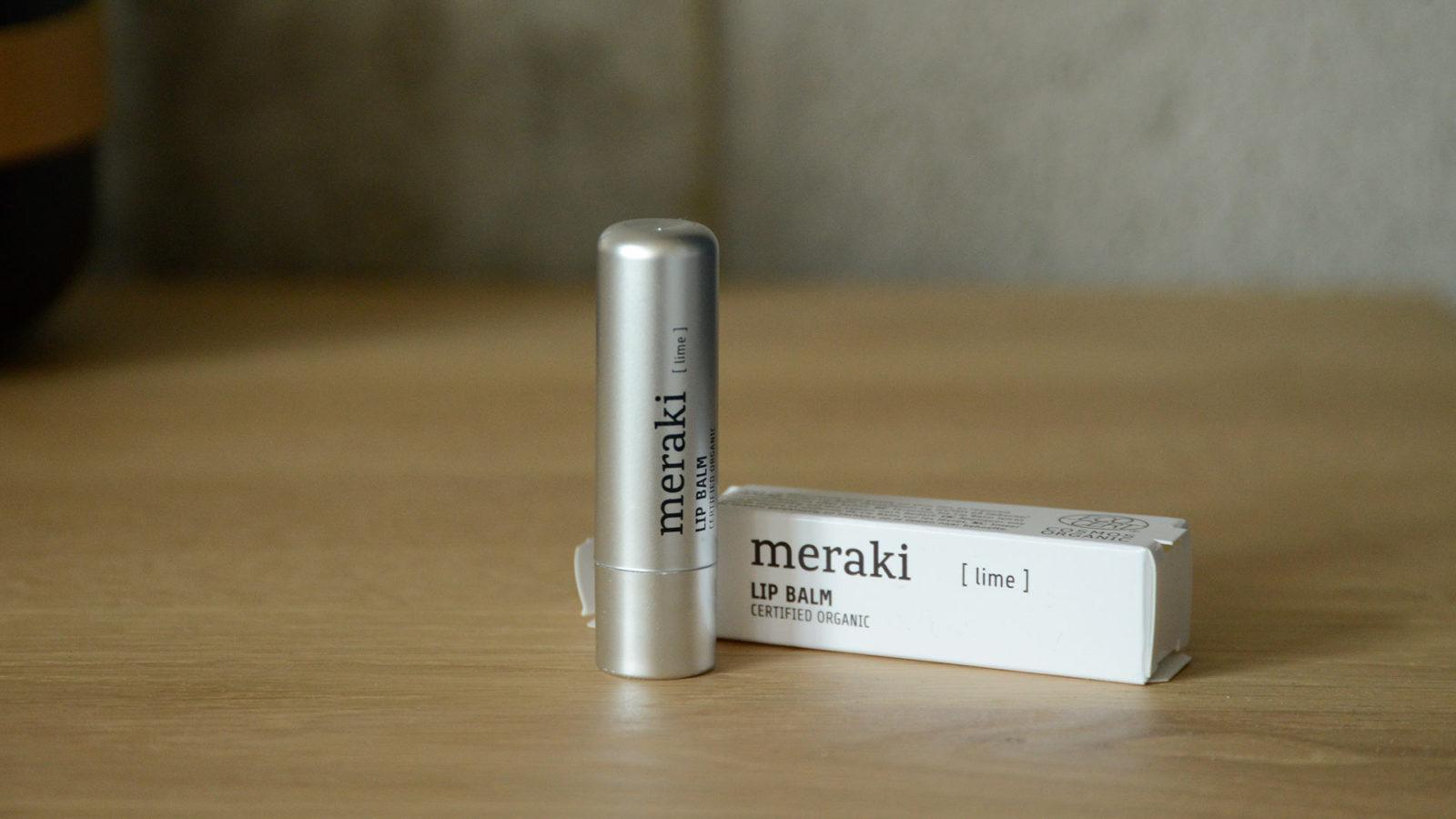 organic moisturising lip balm