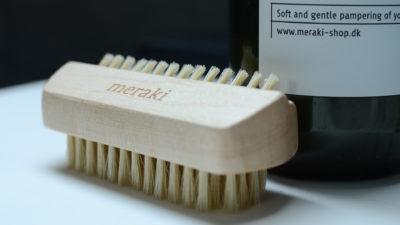 meraki nail brush
