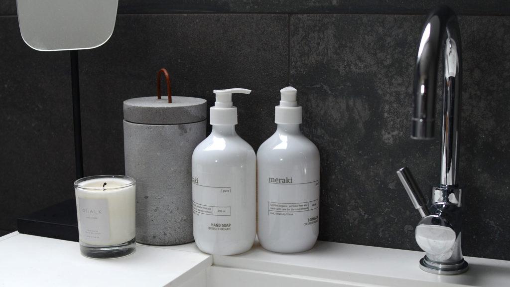 meraki organic hand soap and body wash