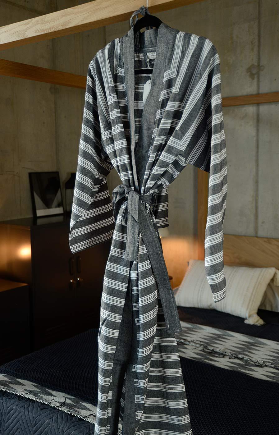 hamman cotton robe
