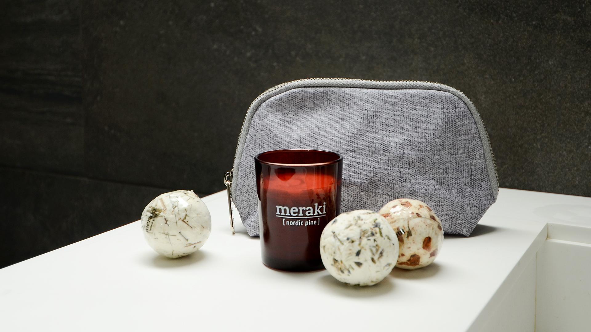 Luxury Meraki Travel Set Bath Amp Wellbeing Natural Bed